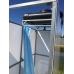 Летний душ Импласт-Престиж с тамбуром (не сварной). Бак: 110 литров (с обогревом и без)