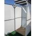 Летний душ Престиж (не сварной). Бак: 55 литров с обогревом